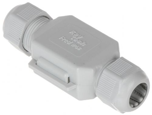 EXTERIOR WEATHERPROOF JUNCTION BOX (IP68 80 x 36 x 23H) FRED